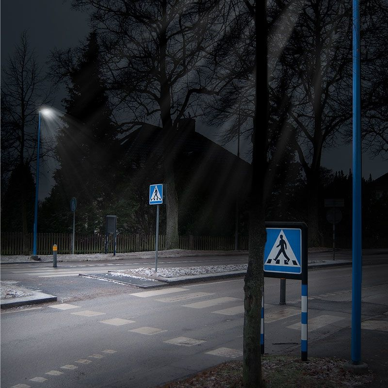Lichtmast Conisch 4 Meter