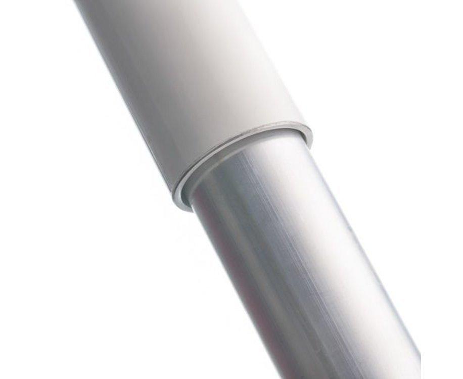 Aluminium baniermast 90mmØ 5 Meter