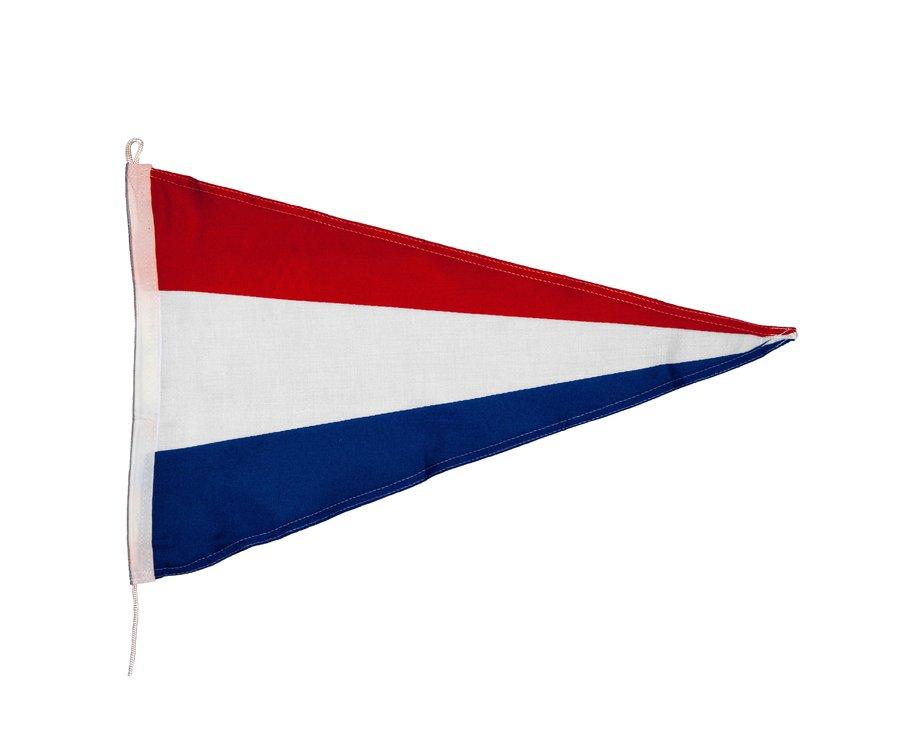 Nederlandse vlag punt
