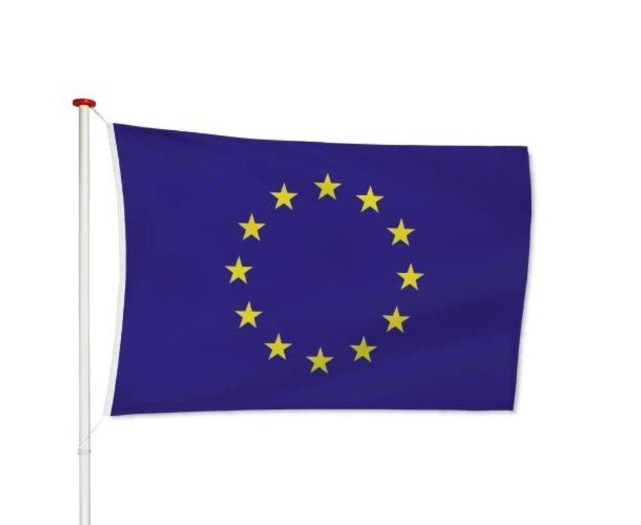 De top vijf mooiste vlaggen van Europa
