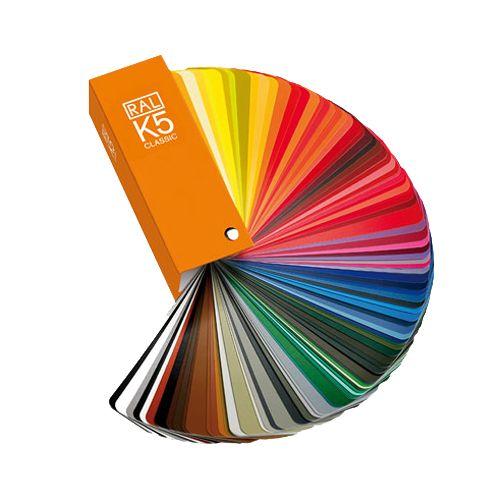 Kleur mast