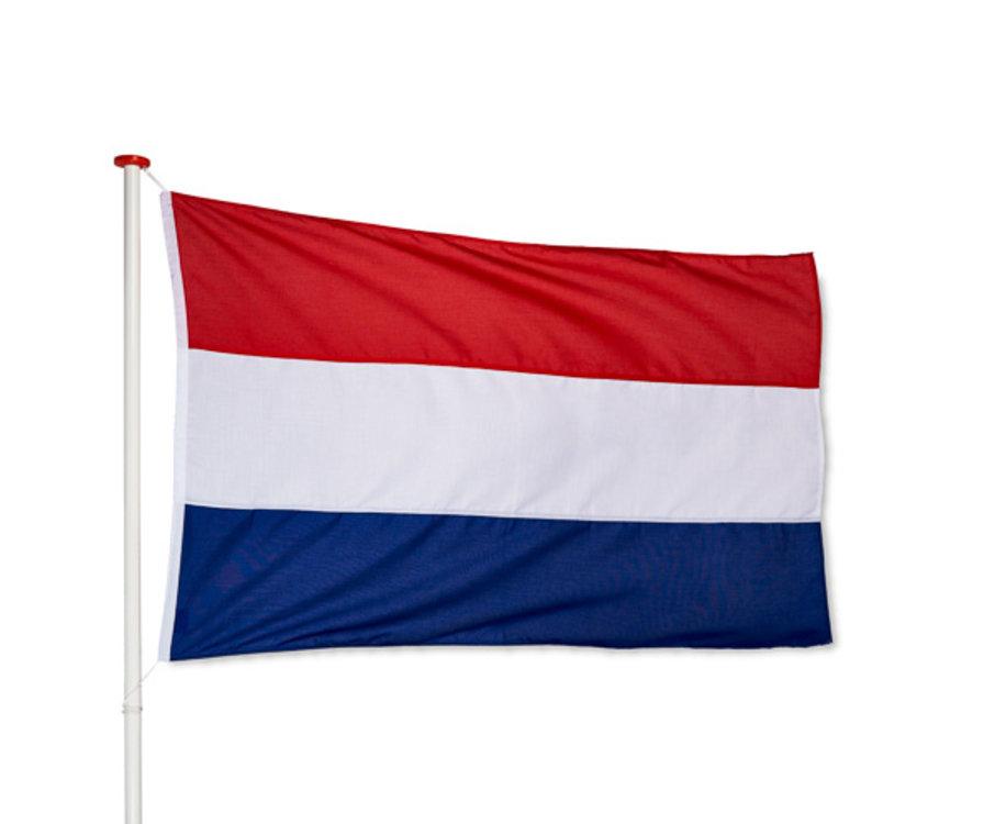 Vlag aan huis set