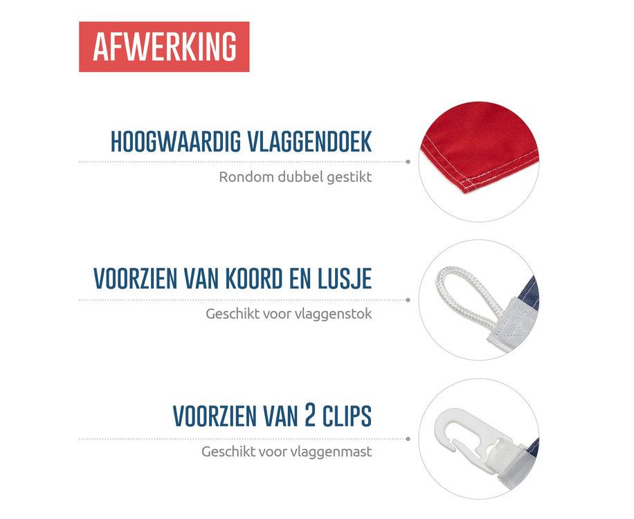 Vlag Beverwijk