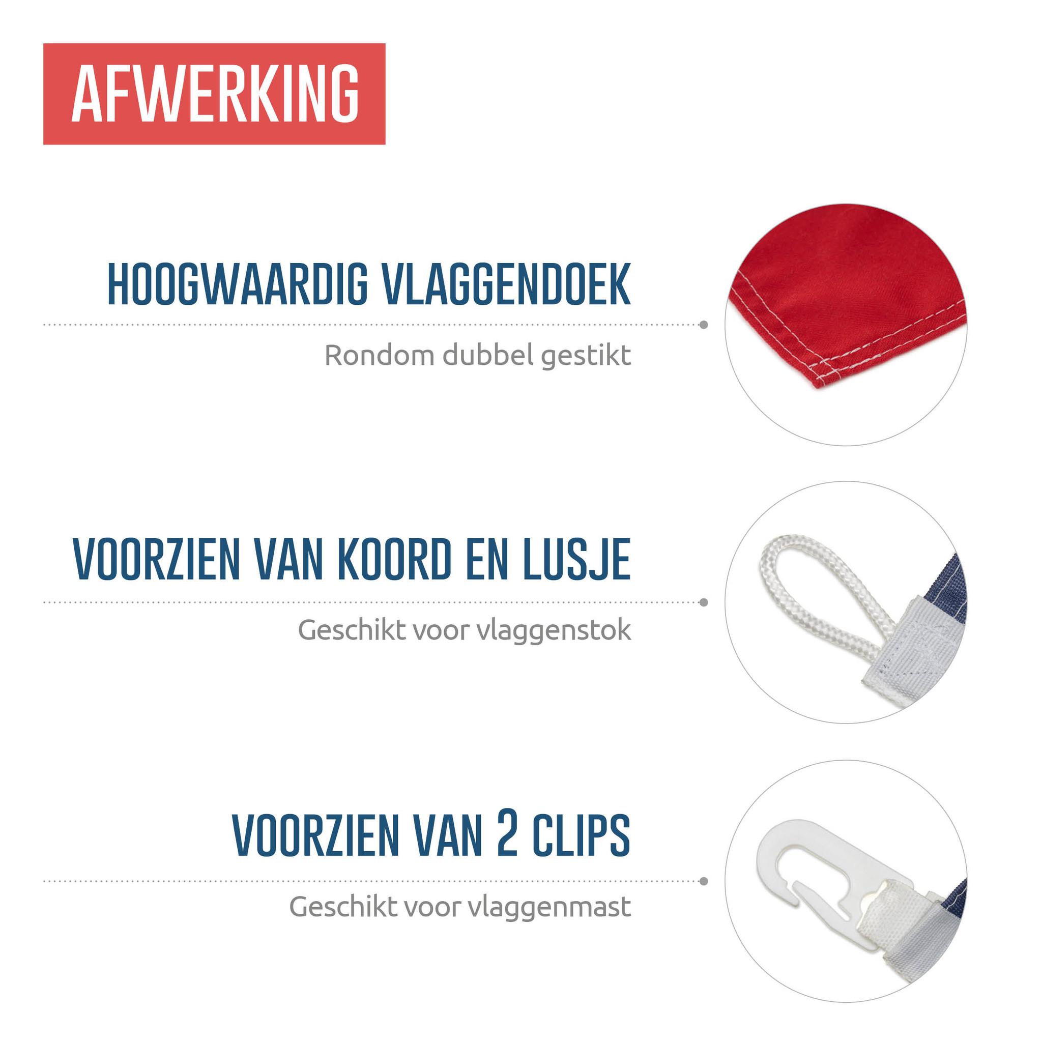 Vlag Bergen op Zoom
