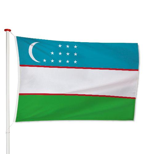 Oezbeekse Vlag