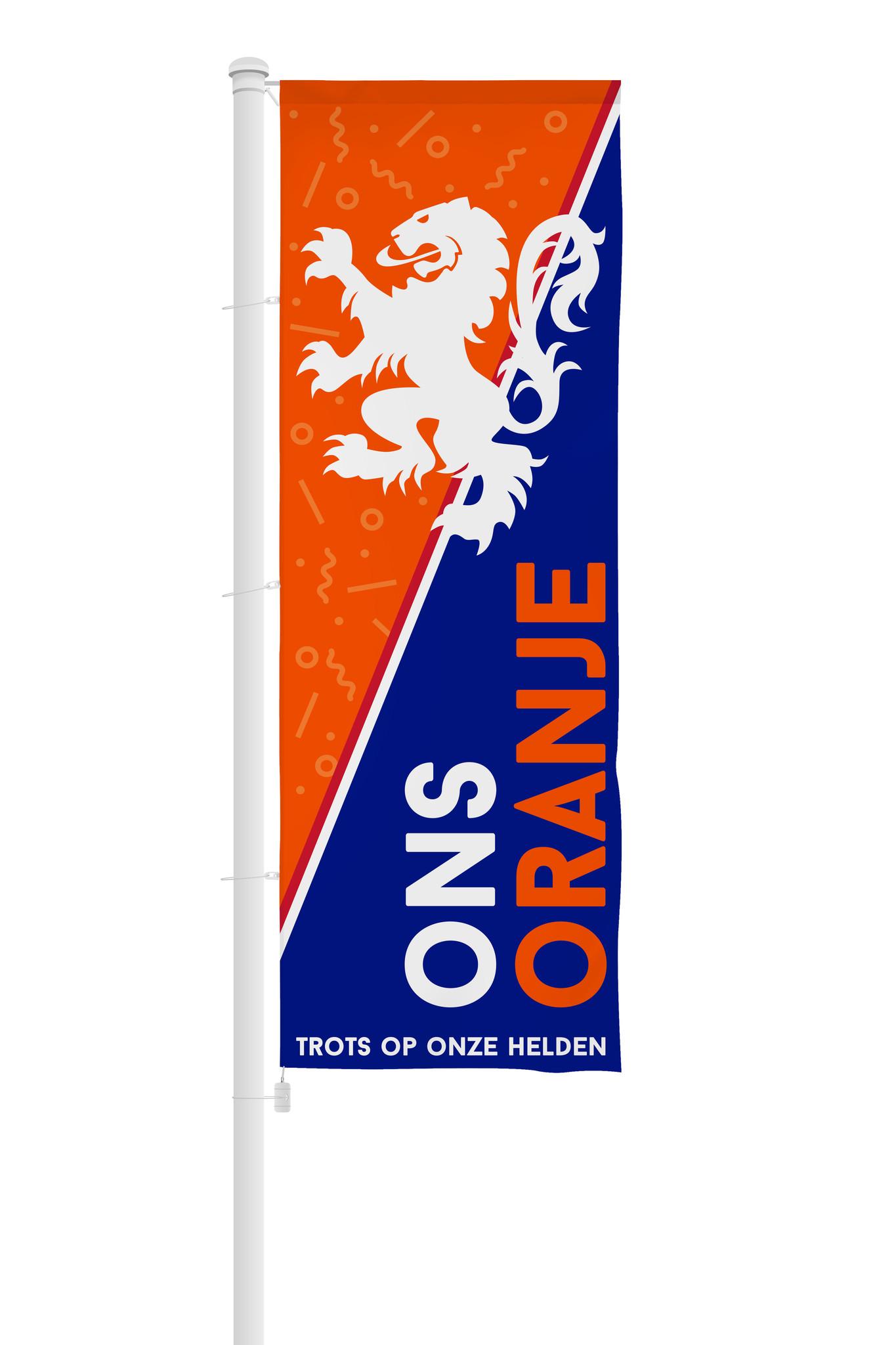 Ons Oranje Baniervlag