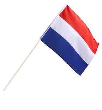 Zwaaivlag Nederland