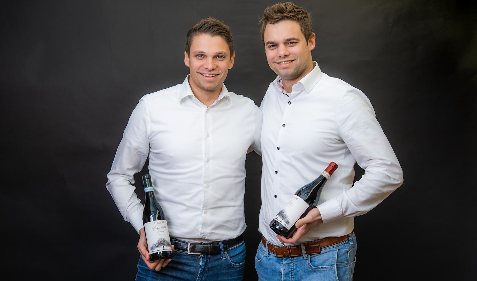Oprichters van de Wijnboetiek