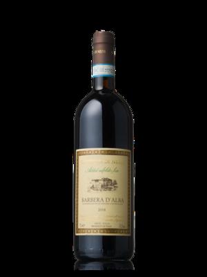"""Italiaans wijnhuis Castello di Neive Barbera """"sulfiet vrij"""""""