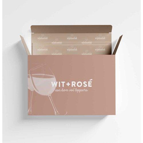 """Proefbox """"Wit+Rosé"""""""