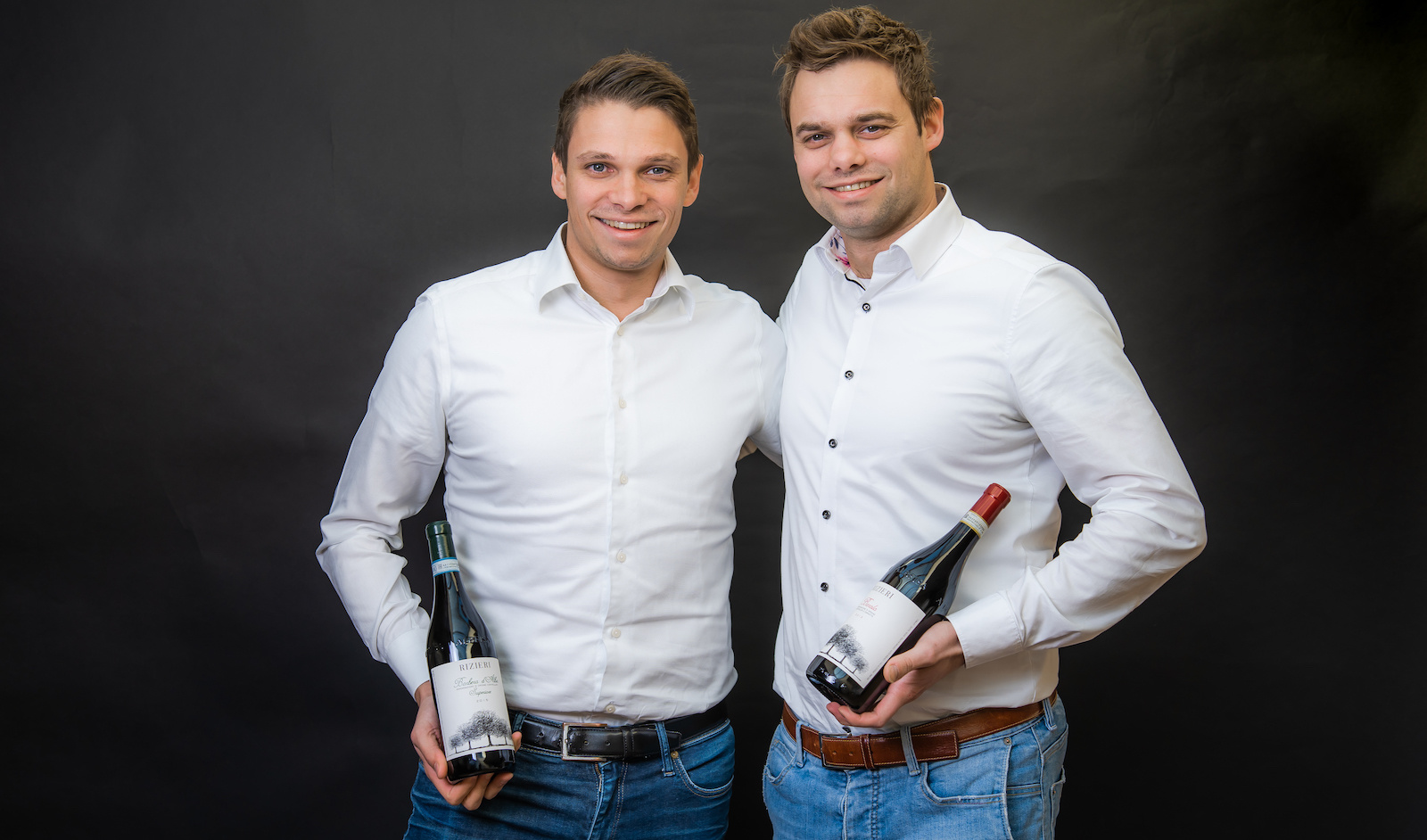 De Wijnboetiek oprichters