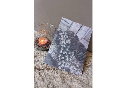 LifestyleByLeonie Sobere kaart Ornament met dadels