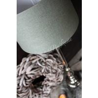 Lampenkap drum Green celadon 30 cm