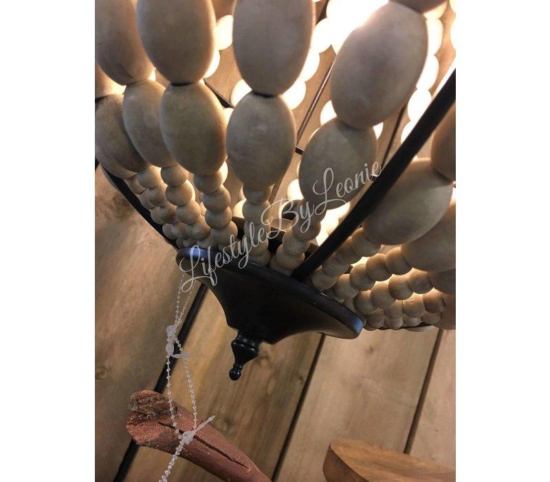 Kralenlamp Luca 35 cm