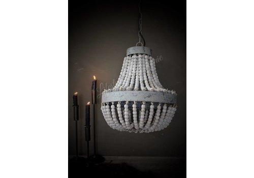 LifestyleByLeonie Kralenlamp Luna 45 cm
