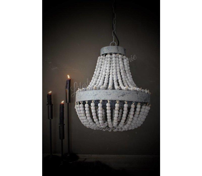 Kralenlamp Luna 45 cm