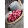 Roze Pepperberries krans 11-14 cm