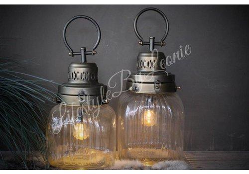 LifestyleByLeonie LED lamp Stormy wind 29 cm