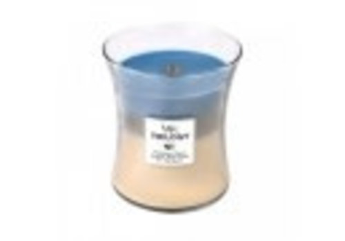 WoodWick WoodWick Nautical escape trilogy medium