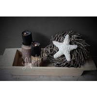 Schelpenster Starfish - maat S
