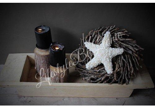 LifestyleByLeonie Schelpenster Starfish - maat S