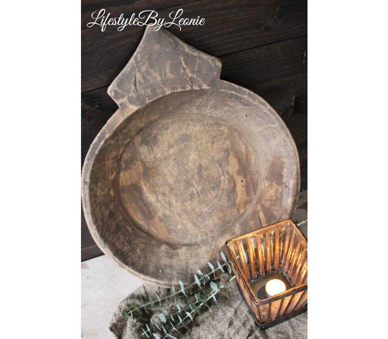 Authentieke Chapati schaal - maat XL