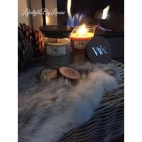 WoodWick Fireside mini