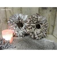 Krans Palm Petal naturel 25 cm