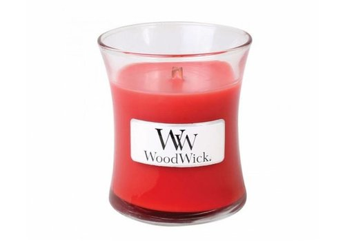 WoodWick WoodWick Cranberry cider mini