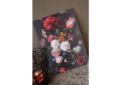 LifestyleByLeonie Sobere kaart Flowers