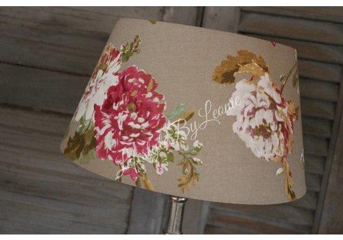 LifestyleByLeonie Lampenkap Fall flowers 35 cm