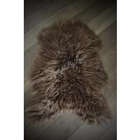 IJslandse schapenvacht Dark brown