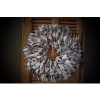 Krans Palm Petal naturel 40 cm