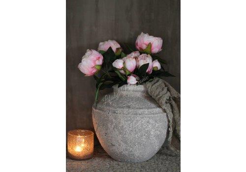 LifestyleByLeonie Zware stenen kruik / pot Old 31 cm