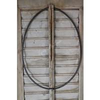 Metalen kransen frame Ei 30 cm