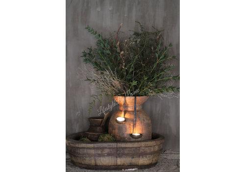 LifestyleByLeonie Toef/boeket magnolia tijm asparagus