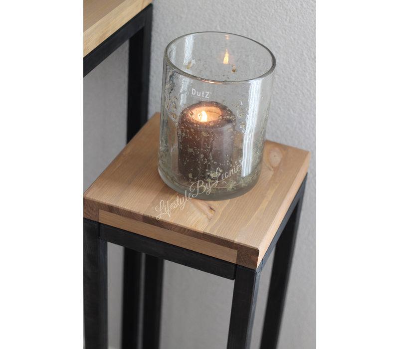 Houten pilaar / zuil 80 cm