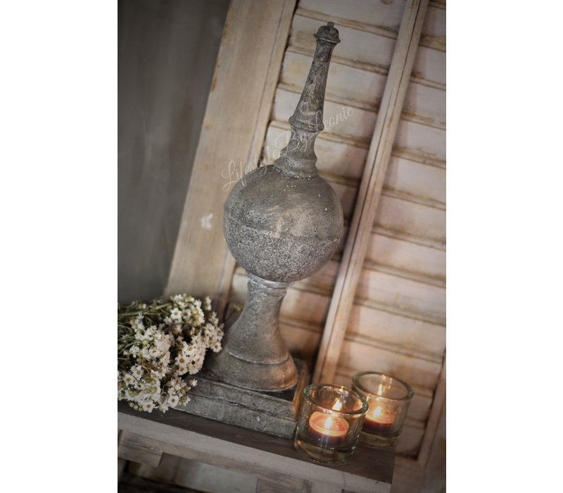 Bol ornament op voet Paris 41 cm