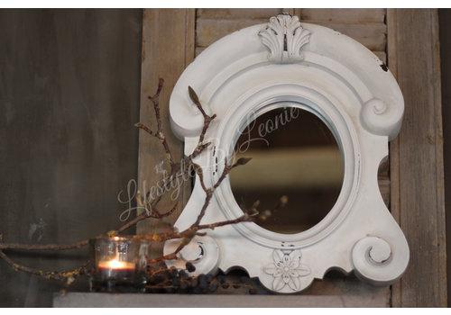 LifestyleByLeonie Ossenoog spiegel Oeil de boeuf 34 cm
