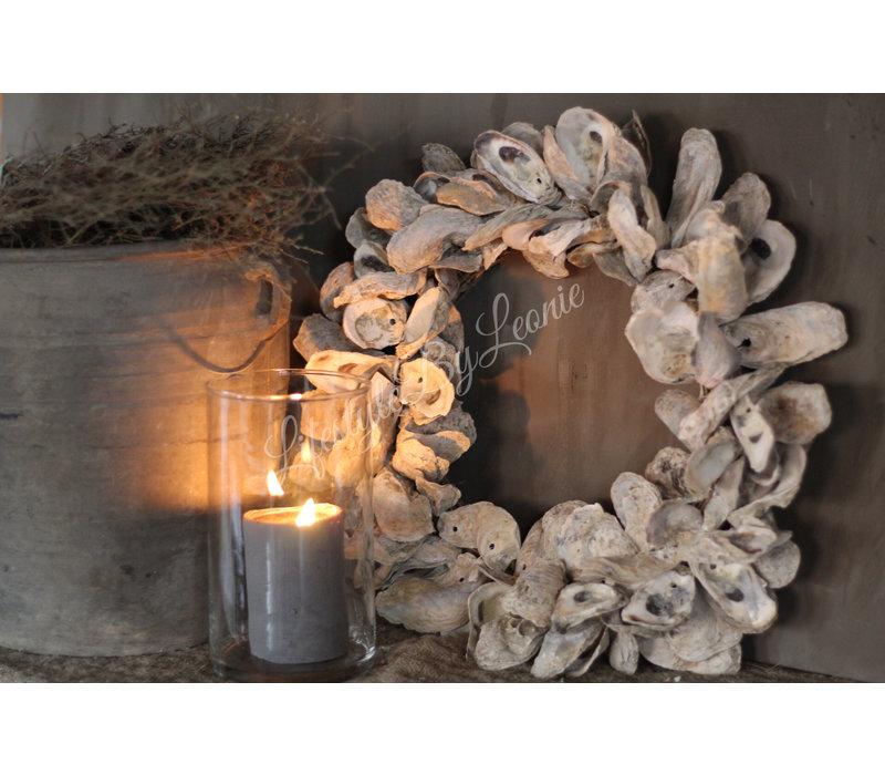 Sobere oester krans 40 cm