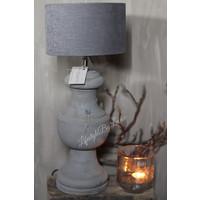 Aura Peeperkorn cilinder lampenkap Elephant 20 cm