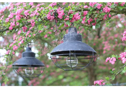 LifestyleByLeonie Metalen LED hanglamp 24 cm