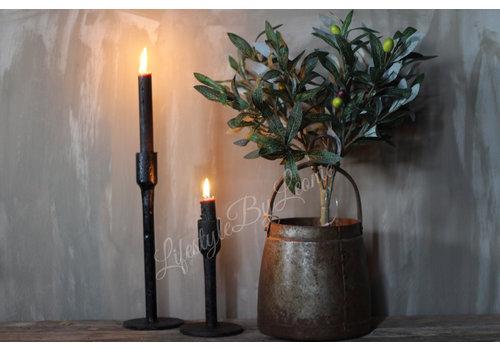 LifestyleByLeonie Zijden olijfboom op stam 49 cm