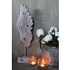 LifestyleByLeonie Ornament Wings op voet 64 cm