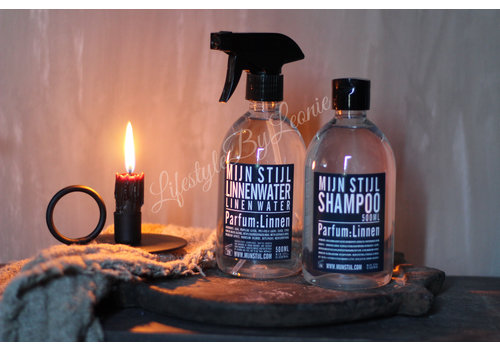 LifestyleByLeonie Linnenwater parfum linnen Mijn stijl