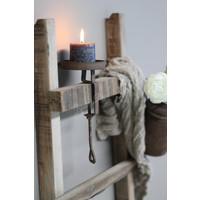 Houten ladder / trap 116 cm
