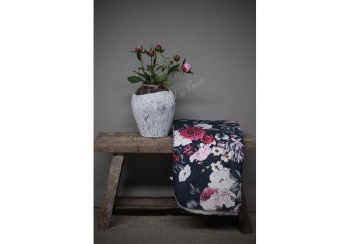 Plaid Flower bomb 160 x 130 cm