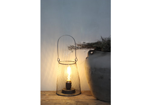 LifestyleByLeonie Gaas lantaarn LED 30 cm