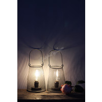 Gaas lantaarn LED 30 cm