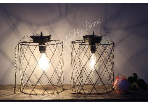 LifestyleByLeonie Hanglamp Industrie LED 37 cm
